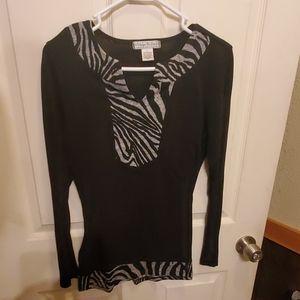 Vintage suzie blouse